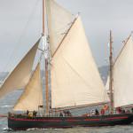 Brixham Trawler Gaff Ketch