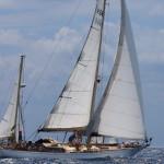 Camper and Nicholson Bermudan Yawl