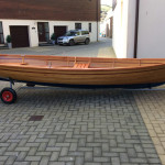 15′ Family Rowing Boat