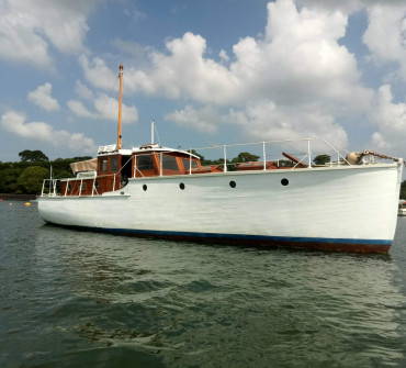Classic Wooden Yachts For Sale Europe