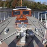 Silvers twin screw motor yacht