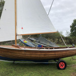 Twinkle 12 sailing dinghy