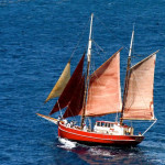 Danish Gaff Ketch Charter Vessel
