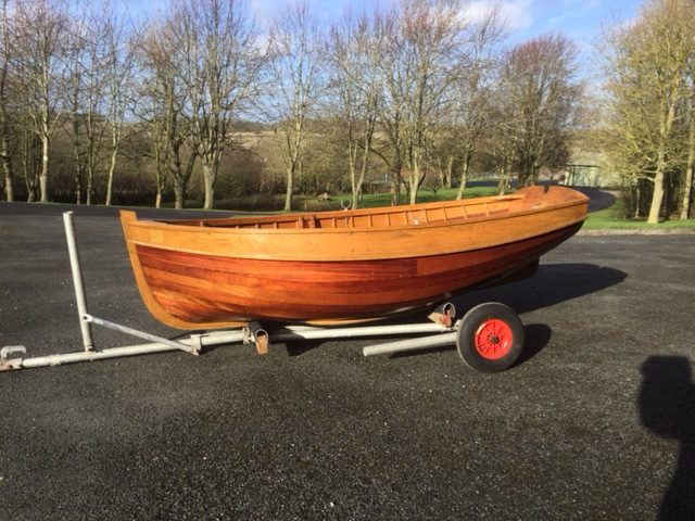 8′ Stirling and Son rowing dinghy