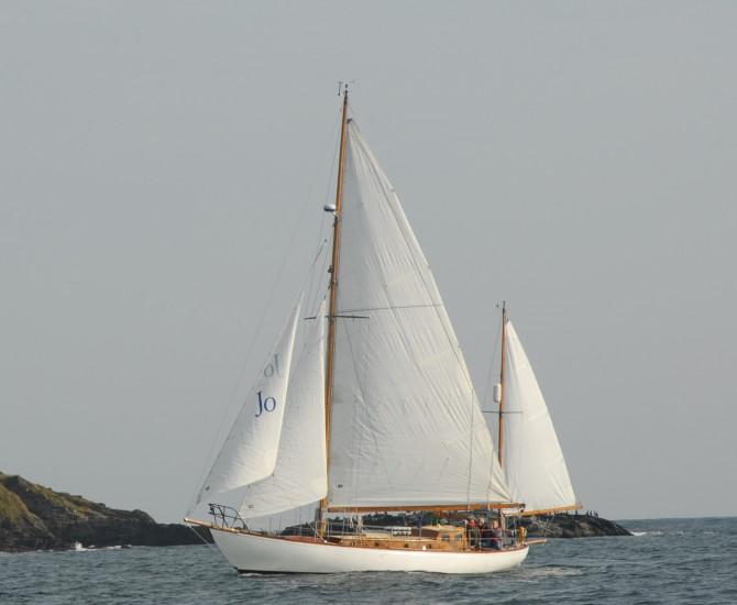 Dickie of Bangor Bermudan Yawl
