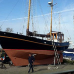Steel Gaff Ketch