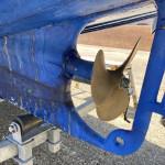 Clinker motor launch