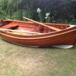 McNulty rowing dinghy