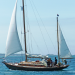 Sparkman and Stephens Finisterre Yawl