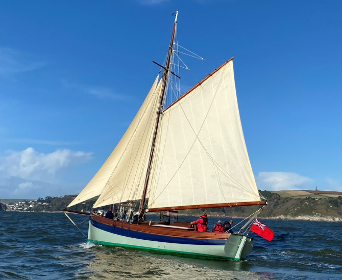 Bristol Channel Pilot Cutter Breeze