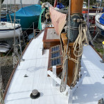 Norman Dallimore Gaff Cutter