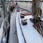 43′ Camper and Nicholson sloop