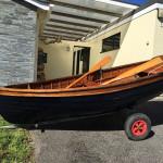 Iain Oughtred Auk dinghy