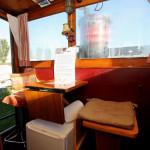 Converted Tug Boat