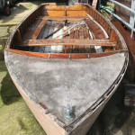 Clinker Dinghy Refit Project