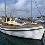 Wooden Motor Yacht