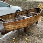 9′ rowing dinghy