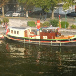 Converted Harbour Police Vessel
