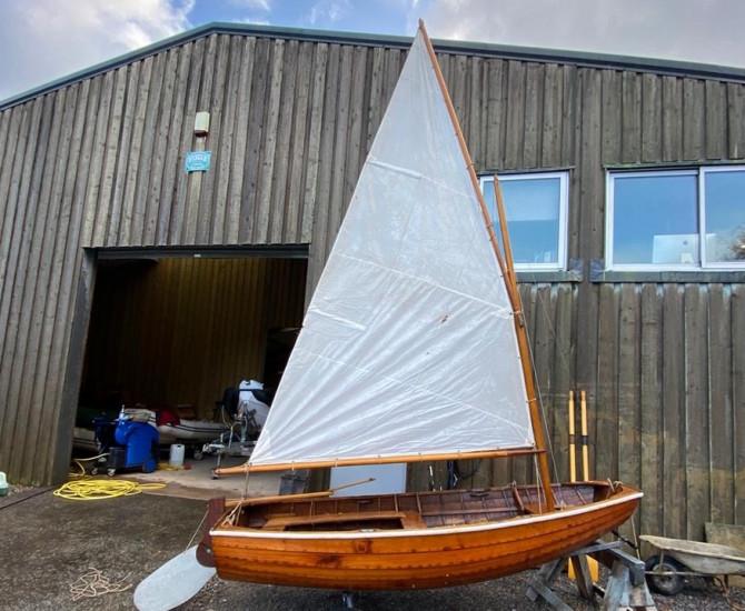 Sailing Pram Dinghy