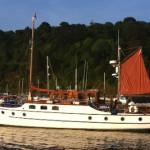 Silvers Brown Owl Motor Yacht