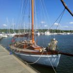 25′ Itchen Ferry Gaff Cutter