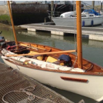 Lug Rigged Day Boat