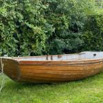 Salcombe Sailing Pram Dinghy