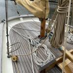Mayflower 50 Gaff Yawl