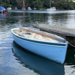 Falmouth Quay Punt Tender