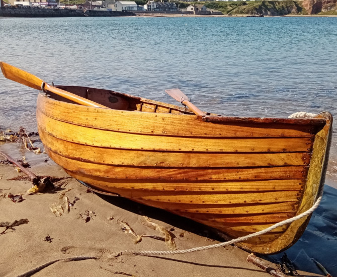 8′ Rowing Dinghy