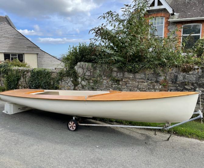 Uffa Fox Jolly Boat